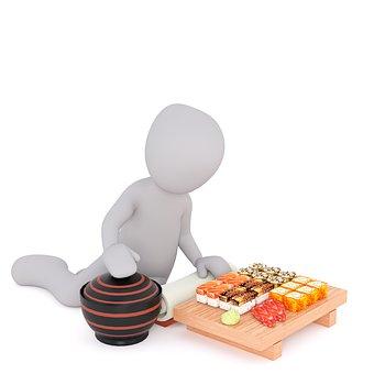Sushi 2065010 340